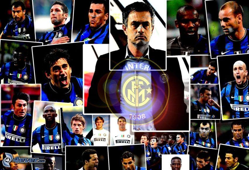 Inter de Milán, futbolistas