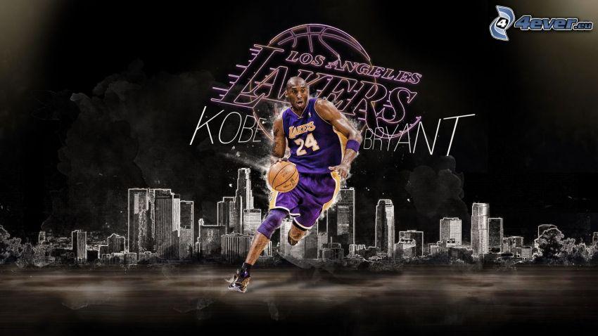 Kobe Bryant, el baloncestista
