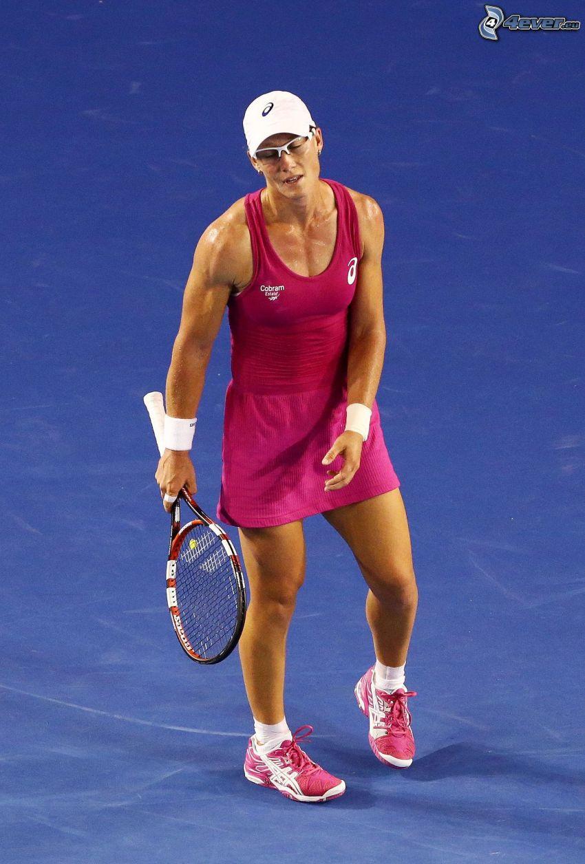 Samantha Stosur, jugadora de tenis