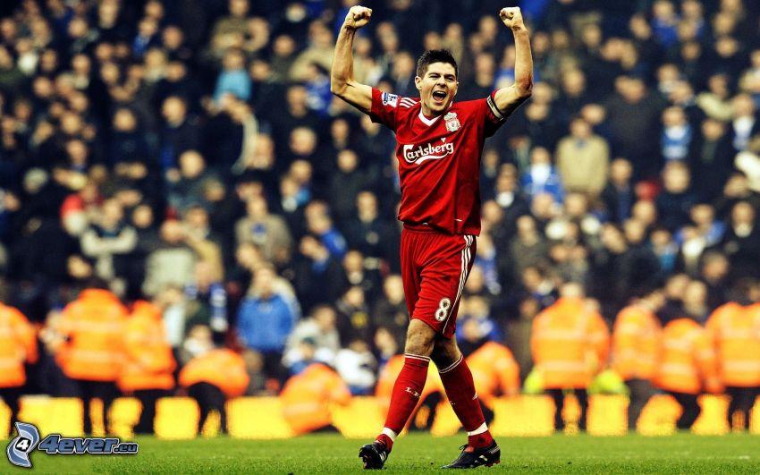 Steven Gerrard, futbolista
