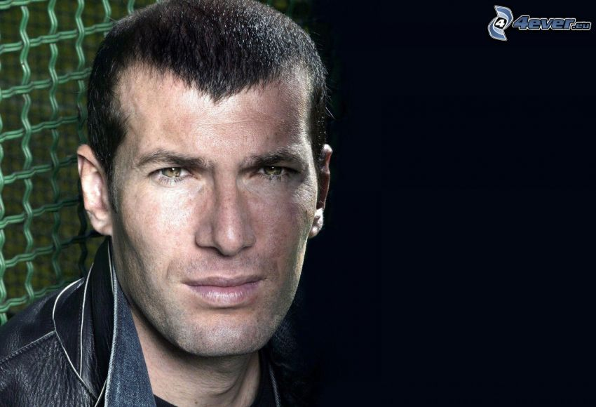 Zinedine Zidane, futbolista