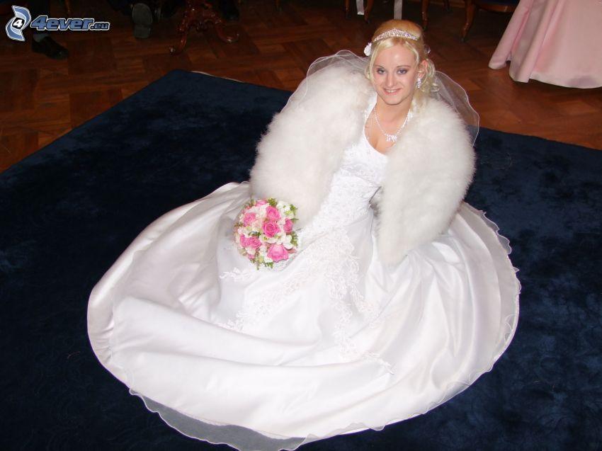 boda, novia