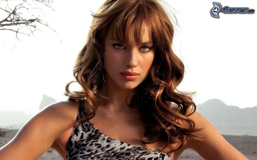 Irina Shayk, modelo