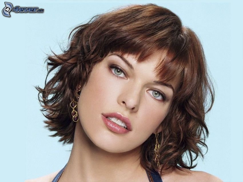 Milla Jovovich, actrices