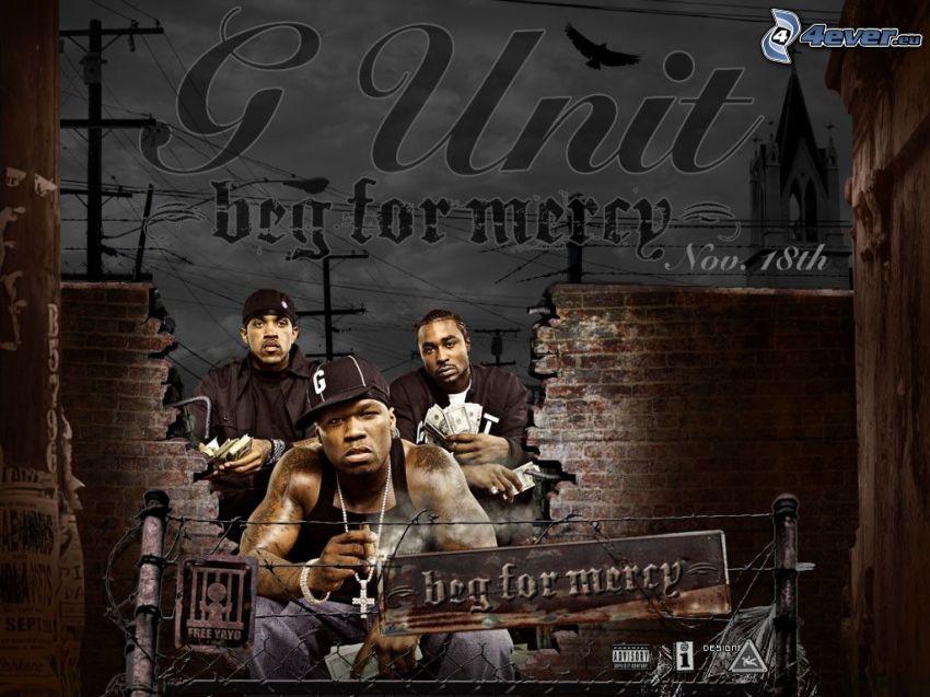 50 Cent, G-Unit