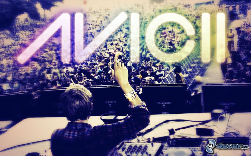 Avicii, concierto, DJ, megafiesta