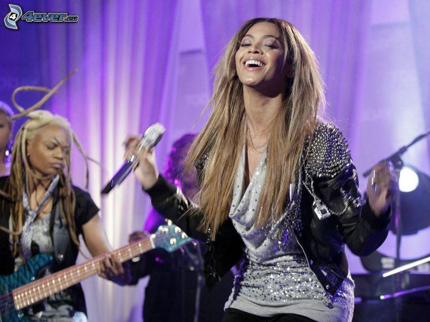 Beyoncé Knowles, concierto