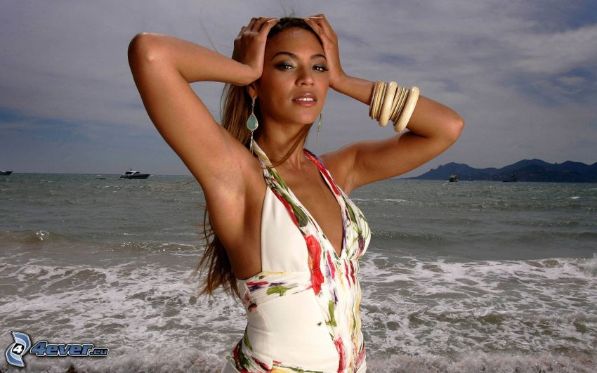 Beyoncé Knowles, mar