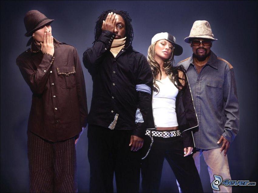 Black Eyed Peas, grupo, Músicos