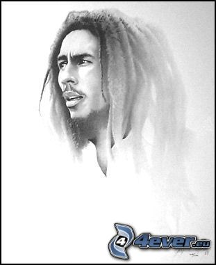 Bob Marley, rastas