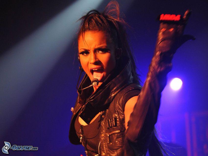 Ciara, concierto