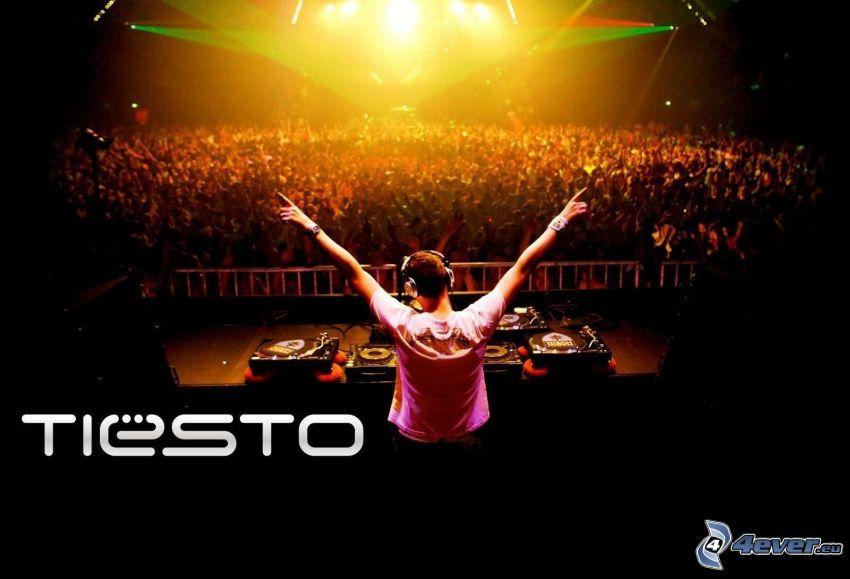 DJ Tiësto, concierto