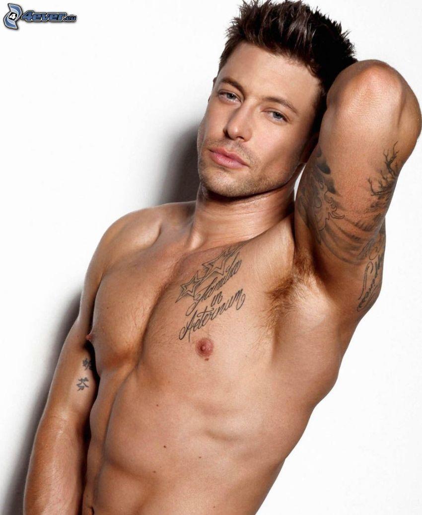 Duncan James, tatuaje