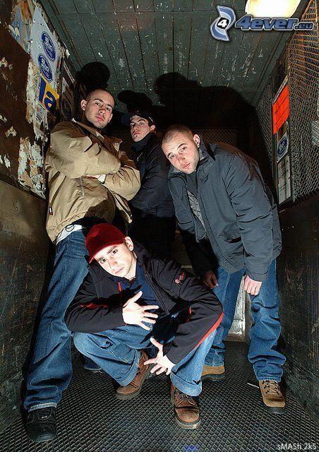 grupo, hip hop