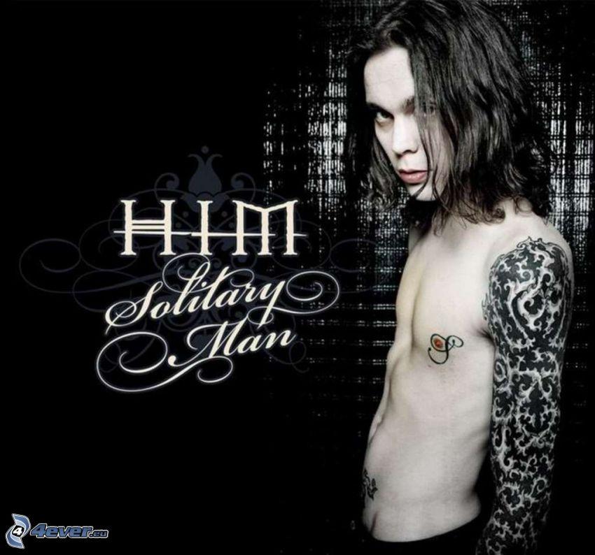 HIM, Solitary Man, Ville Valo