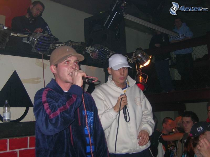 hip hop, música