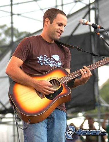 Jack Johnson, cantante, guitarra