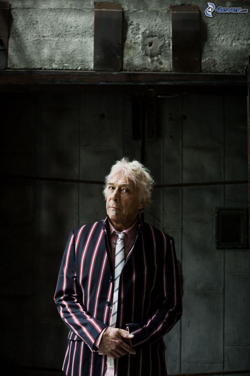 John Cale, chaqueta
