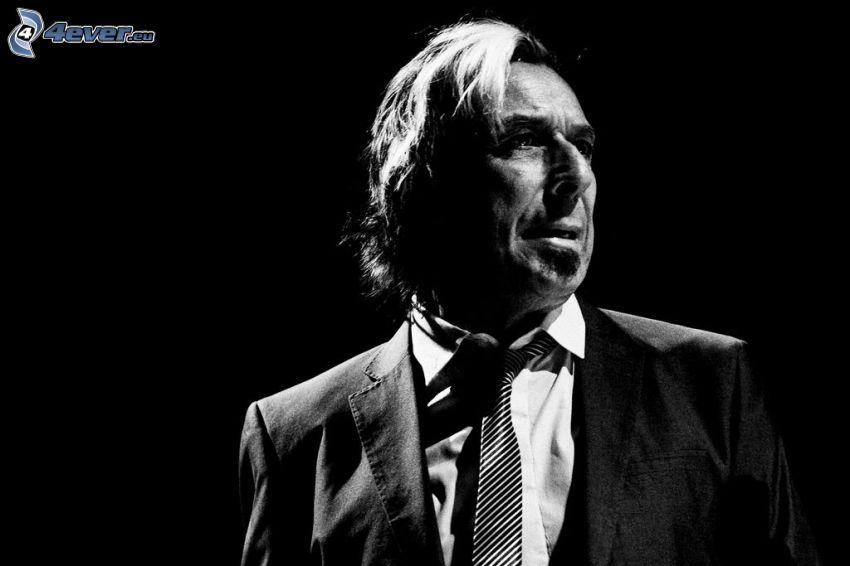 John Cale, Foto en blanco y negro