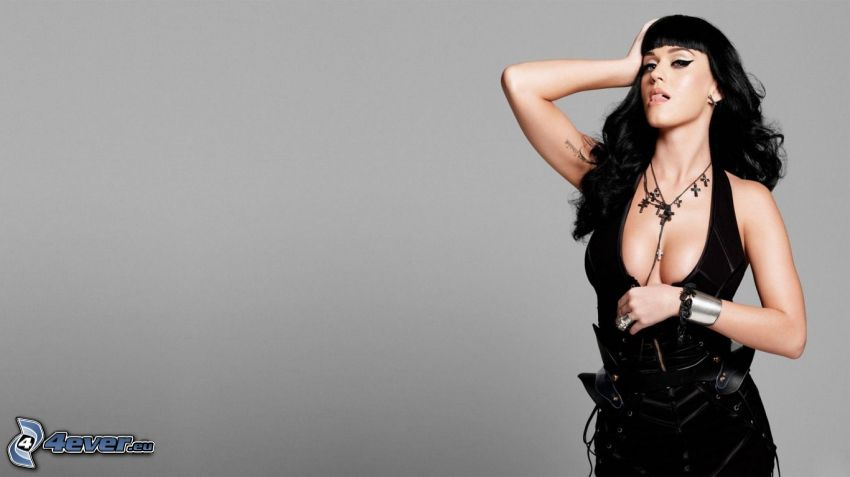 Katy Perry, escote