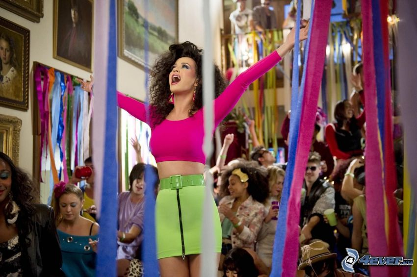 Katy Perry, fiesta, Last Friday Night
