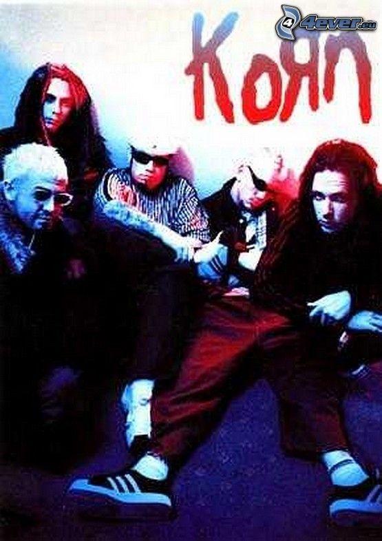 korn, música, rock
