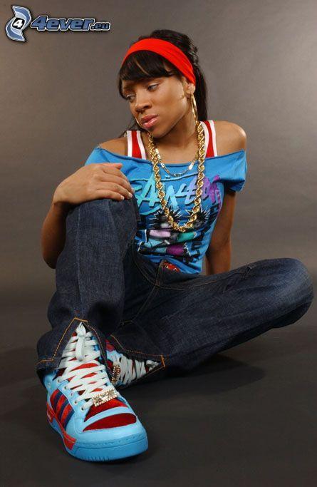 Lil mama, Niatia Jessica Kirkland, hip hop