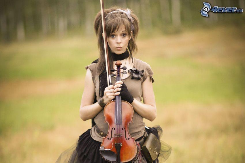 Lindsey Stirling, violinista