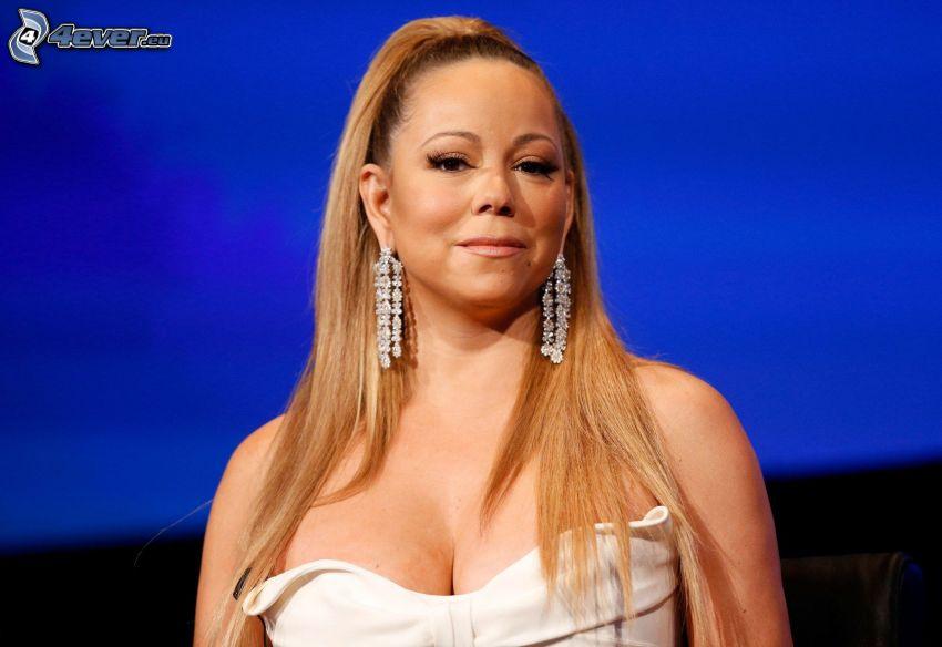 Mariah Carrey, cola de caballo