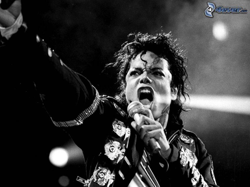Michael Jackson, cantante
