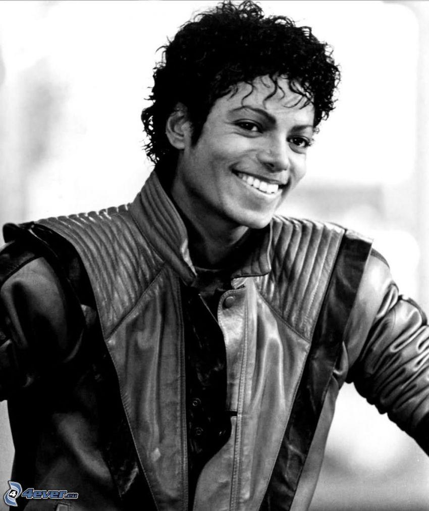 Michael Jackson, sonrisa