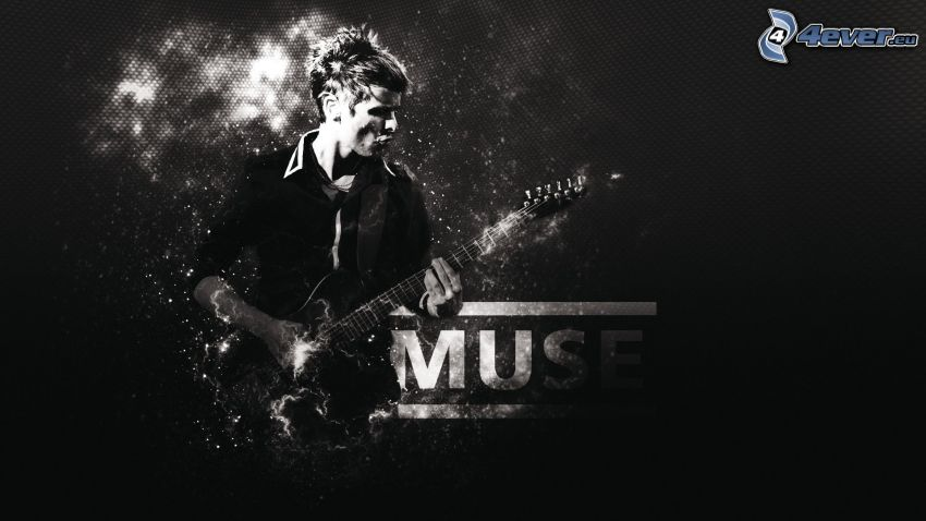 Muse, Guitarrista