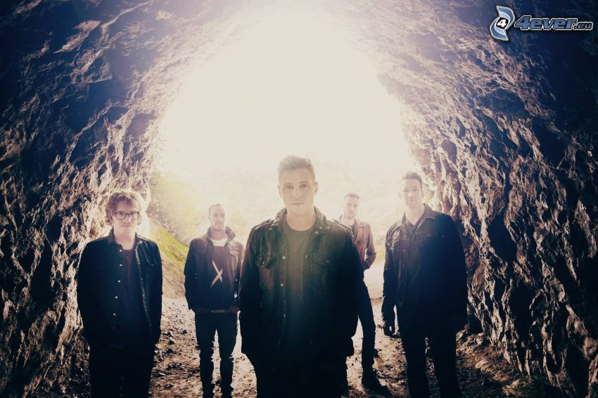 OneRepublic, cueva