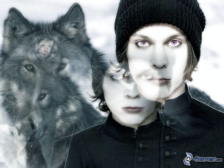 Ville Valo, lobo