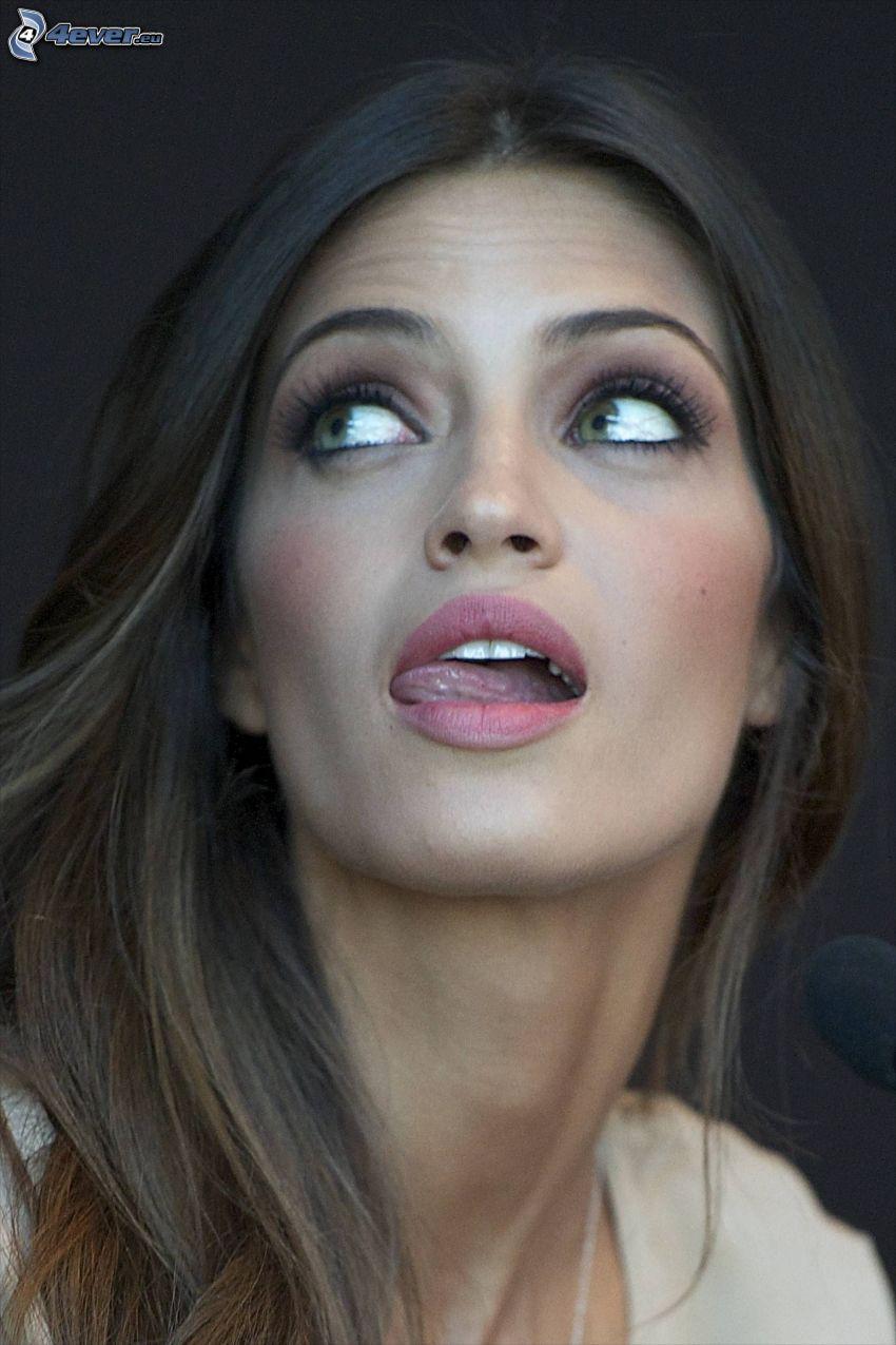 Sara Carbonero, mirada