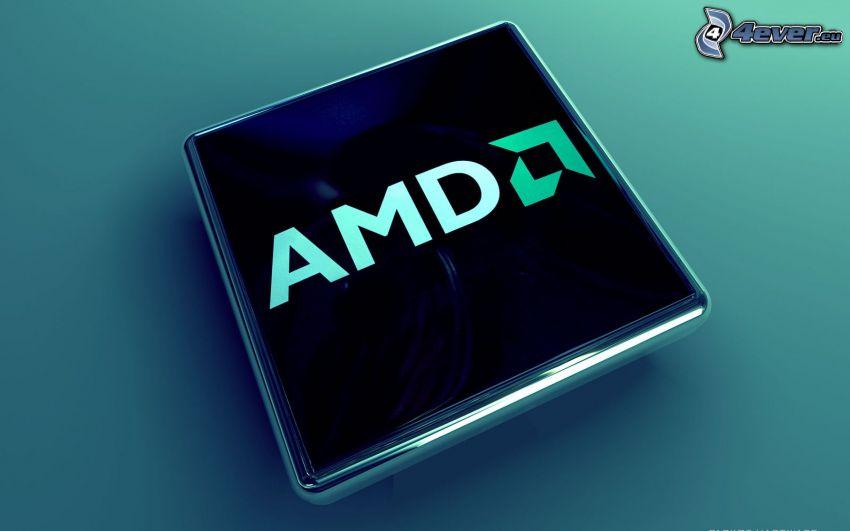 AMD, procesador