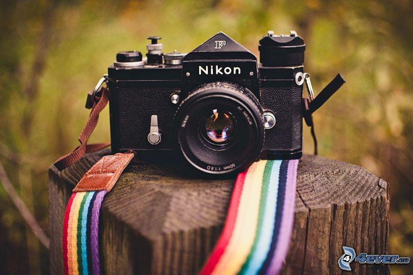 cámara, Nikon