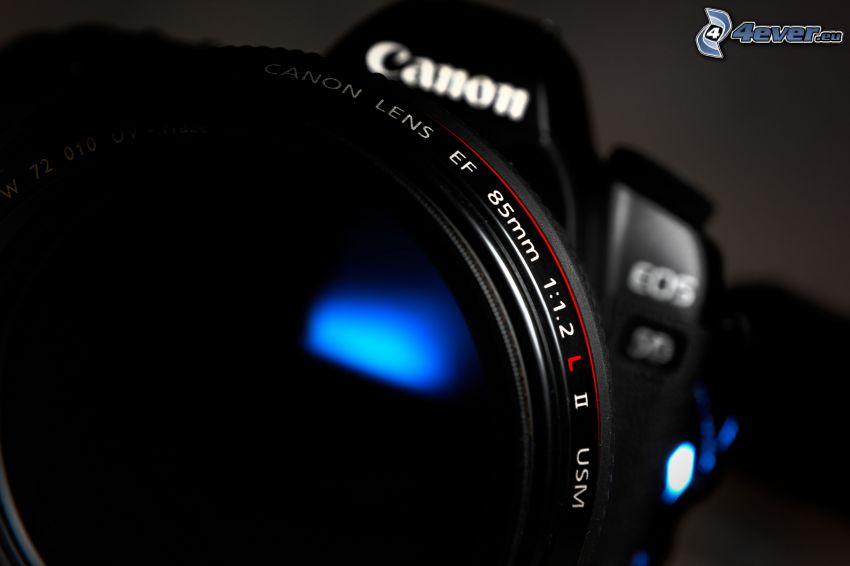 Canon EOS 5D, cámara