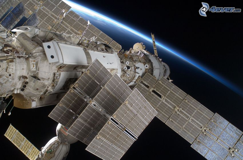 Estación Espacial Internacional ISS