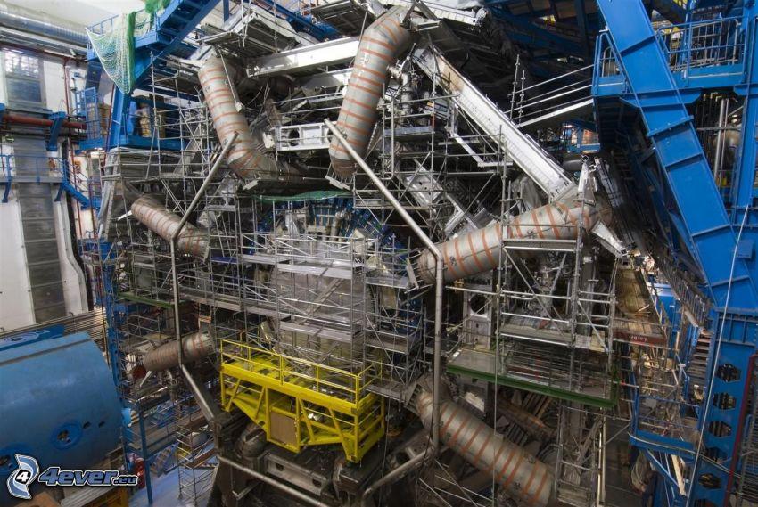 experimento Atlas, CERN, gran colisionador de hadrones LHC