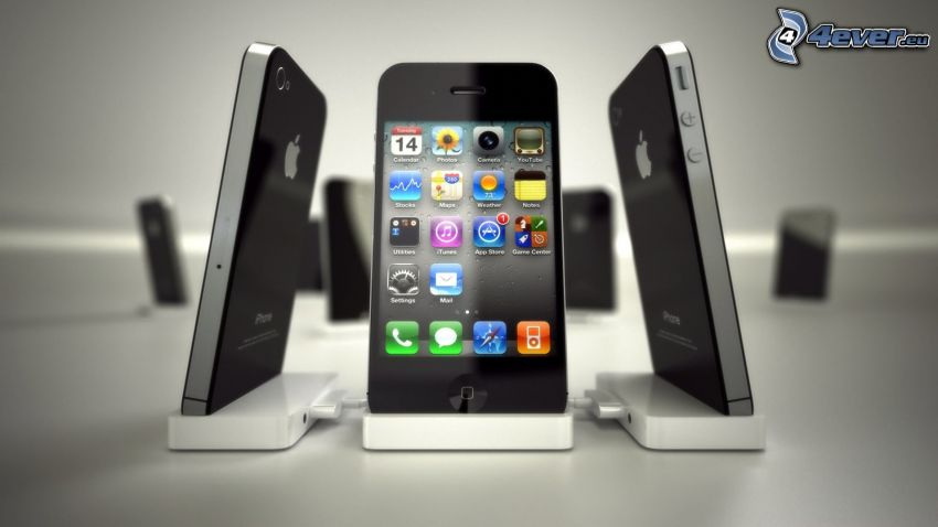 iPhone, teléfono