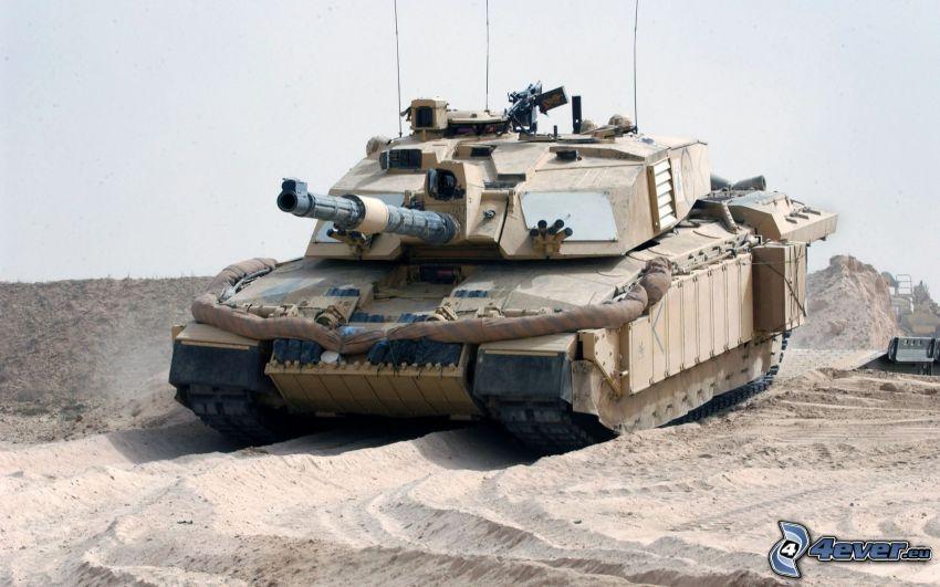 M1 Abrams, tanque