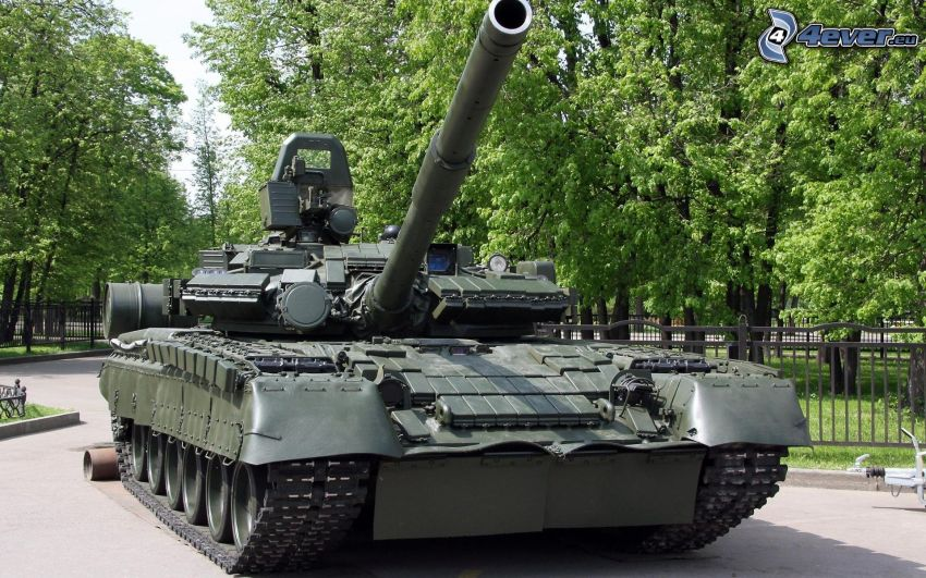 T-80, tanque