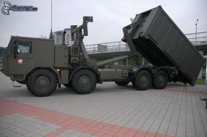 Tatra T815-7 8x8 Multishift