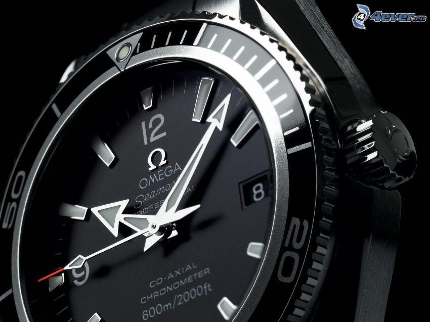 Omega, reloj