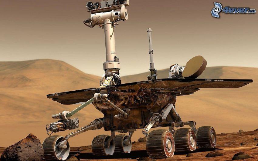 Opportunity, Mars