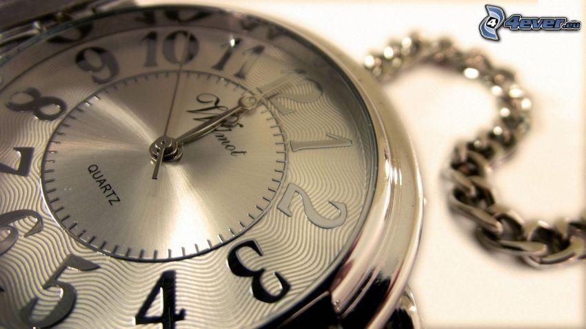 reloj histórico