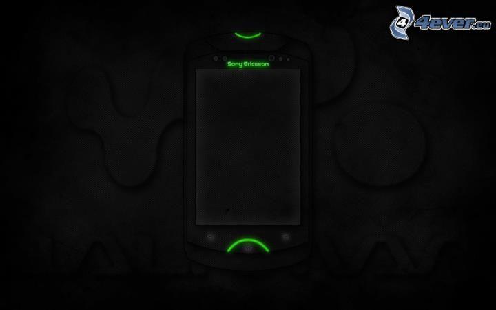 Sony Ericsson, teléfono móvil