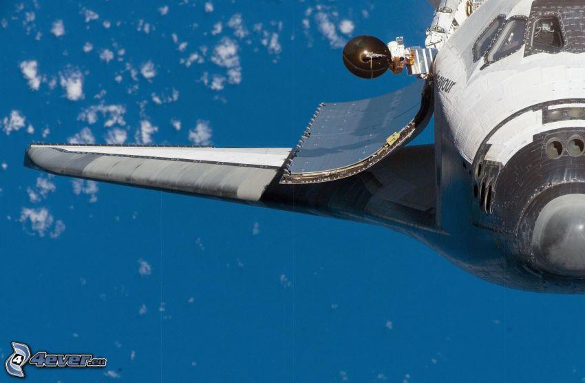 transbordador espacial, Endeavour