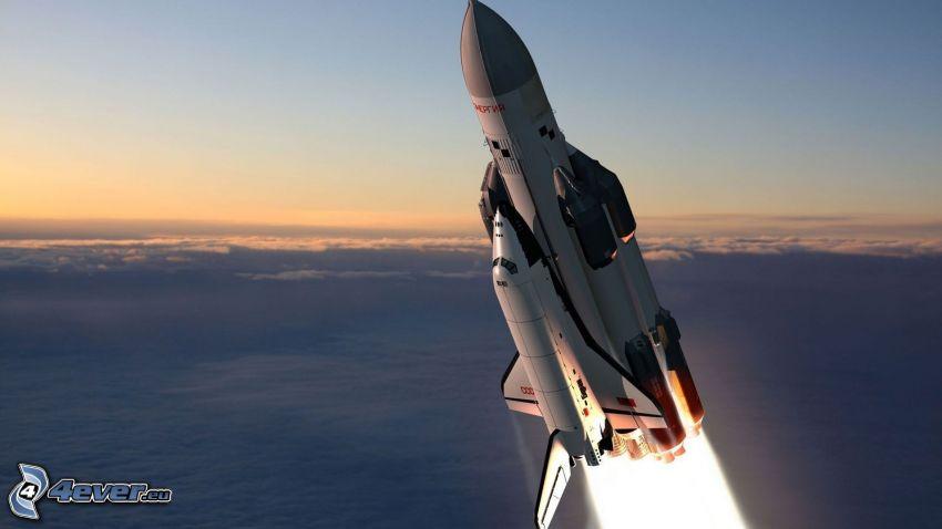 transbordador espacial Buran ruso